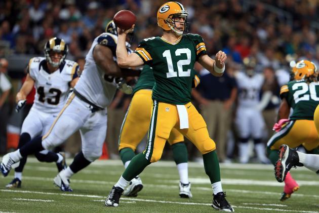Green Bay Packers: Biggest Winners & Losers in Week 7 Win over Rams