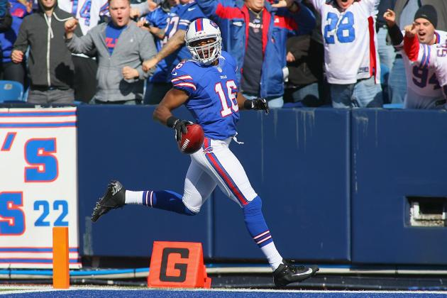 Buffalo Bills Lose Heartbreaker to Tennessee Titans 35-34