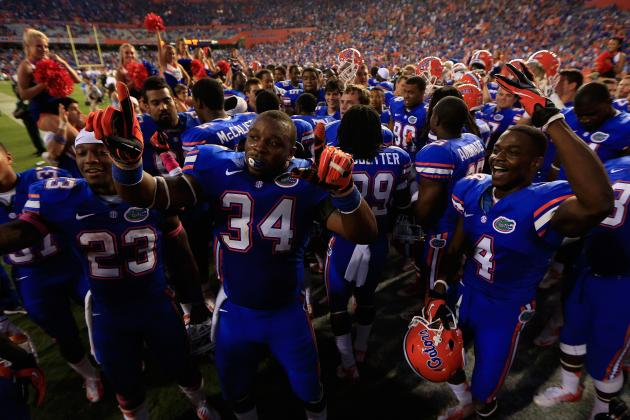 Florida Football: Winners and Losers from the Week 8 Win vs. South Carolina