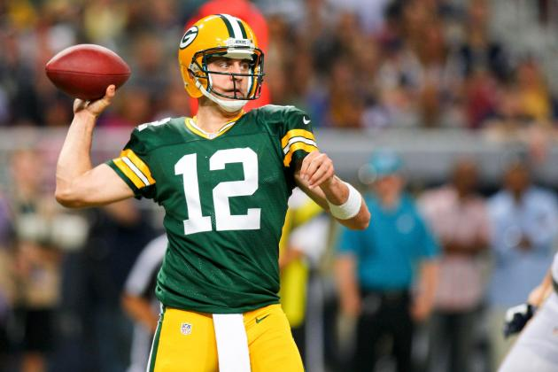 3 Reasons Aaron Rodgers' Play Has Vastly Improved