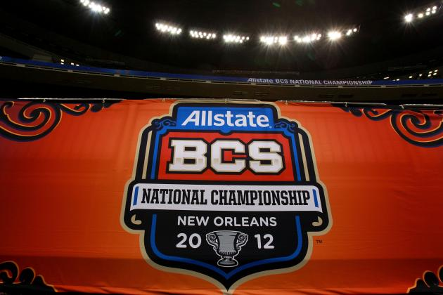 BCS Standings 2012: Week 9 Rankings and Bowl Game Projections