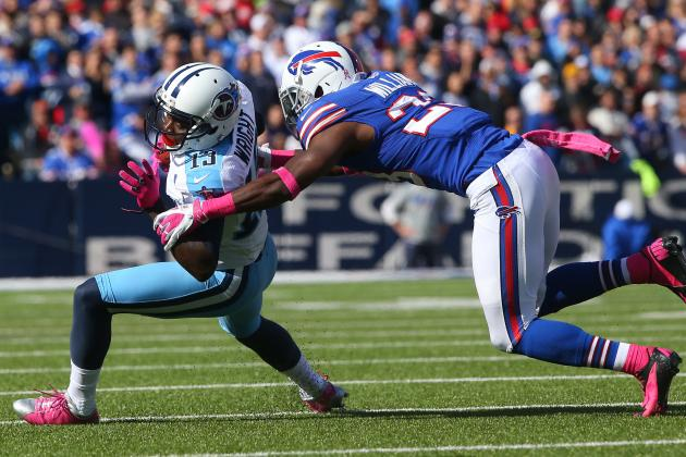 Titans vs. Bills: Tennessee's Biggest Winners and Losers from NFL Week 7