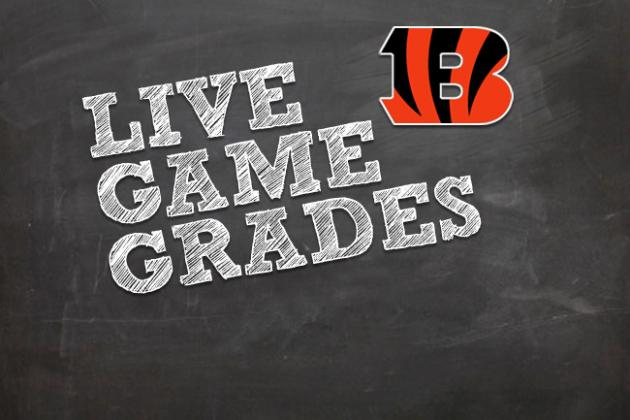 Steelers vs. Bengals: Final Report Cards, Player Grades for Cincinnati