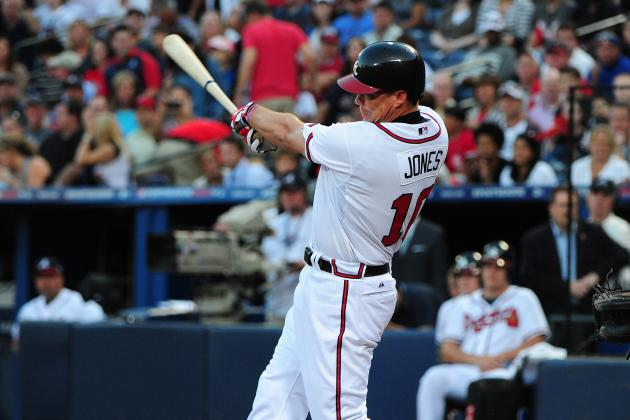 3 Ways the Atlanta Braves Can Replace Chipper Jones
