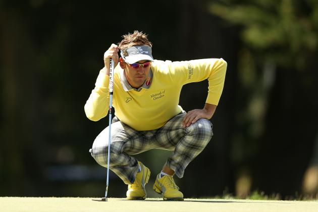 Ian Poulter and the 5 Best 'Scramblers' in the Game of Golf