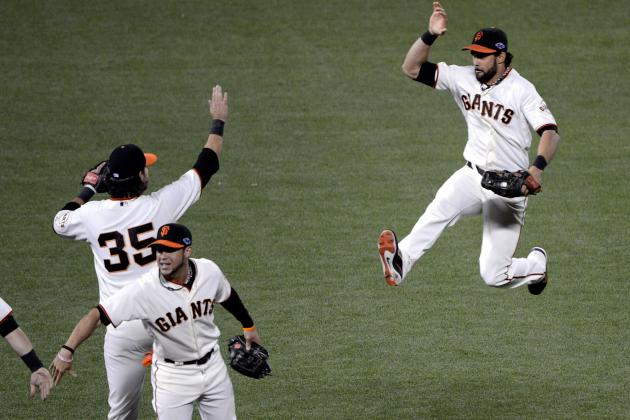 Giants vs. Cardinals: Complete Team Grades for NLCS Game 6