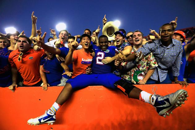 Florida Football: Winners and Losers from the Week 8 Game vs. South Carolina