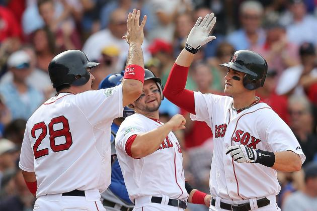 8 Reasons the Boston Red Sox Rebuilding Process Won't Take Long