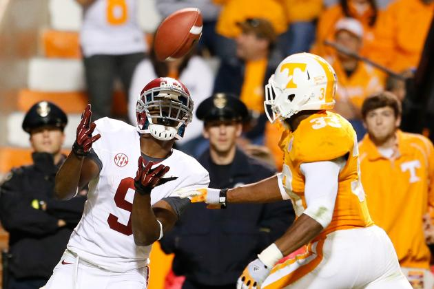 Alabama Football: Winners and Losers from Week 8 Game vs. Tennessee