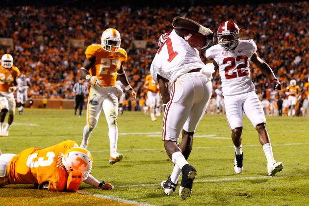 Tennessee Football: Winners & Losers from the Week 8 Game vs. Alabama