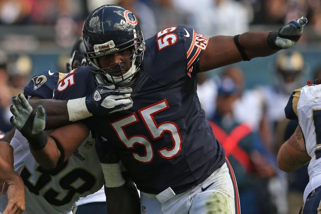 Lions vs. Bears: 3 Reasons Da Bears' D Will Suffocate Lions' Sputtering Offense