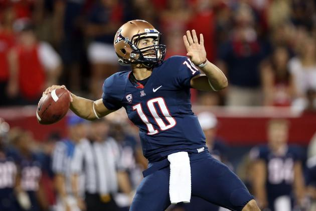 Arizona Football: Forecasting the Outcome of the Wildcats' Final 5 Games
