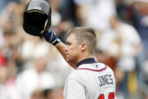 Atlanta Braves: Grading the 2012 Season