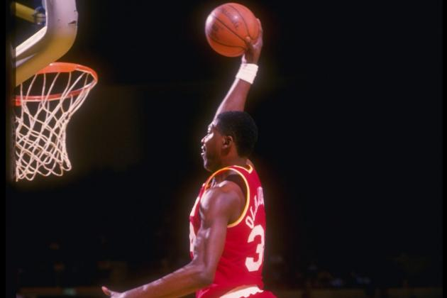 The Top 6 Most Amazing Dunkers in Houston Rockets History