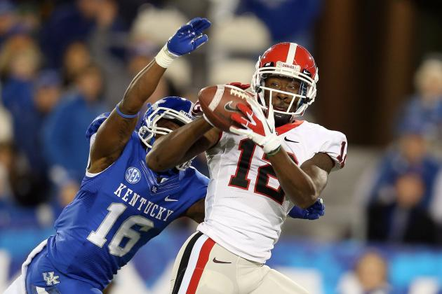 Georgia Football: Grading All 22 Starters from the Kentucky Game