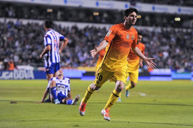 Lionel Messi and FC Barcelona: A Team of Destiny in La Liga