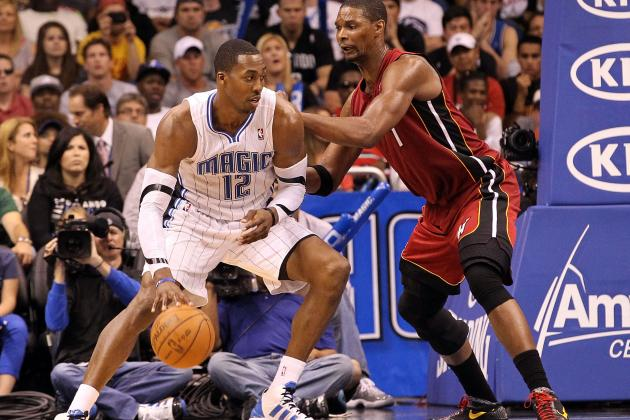 4 NBA Centers Chris Bosh Will Be Overmatched Against