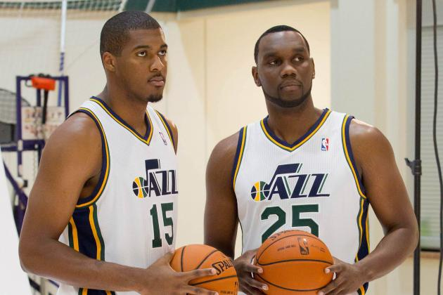 Utah Jazz's Top Training Camp Story Lines