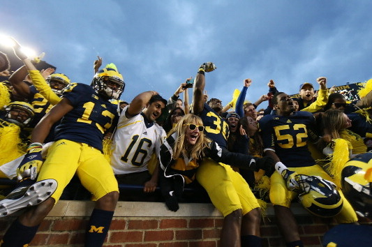 Michigan Football: Winners and Losers from the Week 8 Game vs. Michigan State