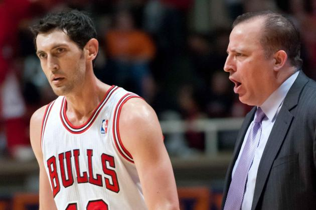 Winners and Losers from Week 3 of Chicago Bulls Training Camp