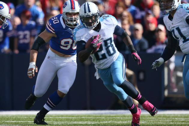 Building a NFL Trade Deadline Wish List for the Tennessee Titans