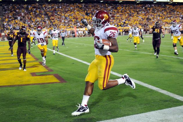 USC Trojans vs. Arizona Wildcats: Complete Game Preview