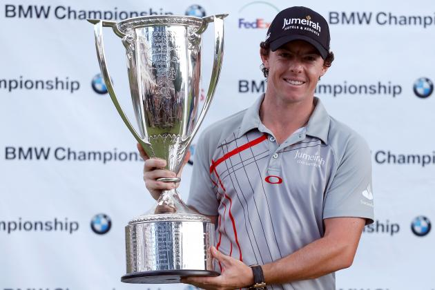 PGA Tour: 10 Significant Storylines from the 2012 Season