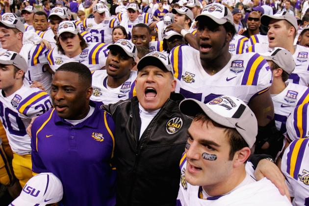 10 College Football Teams Who Will Be Happy to See the BCS Go