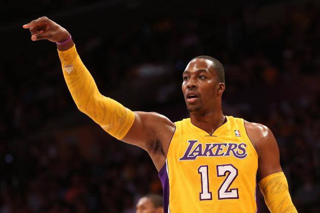 5 Things We Learned from Dwight Howard's LA Lakers Debut