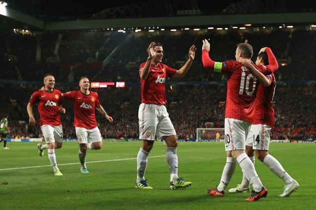 Manchester United 3-2 Braga: 4 Most Vital Performers in the Huge Win