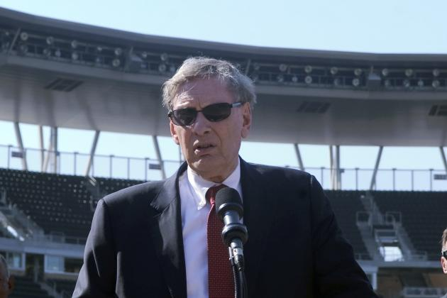 Bud Selig Has to Go as Commissioner of Major League Baseball