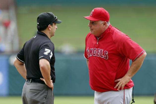 2013 Major League Baseball Managers on the Hot Seat