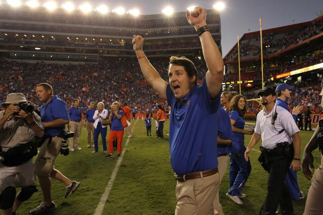 Power Ranking Top 2012 College Football Coach of the Year Candidates