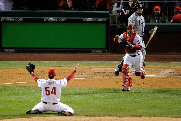 15 Most Famous World Series Moments in Philadelphia Phillies History