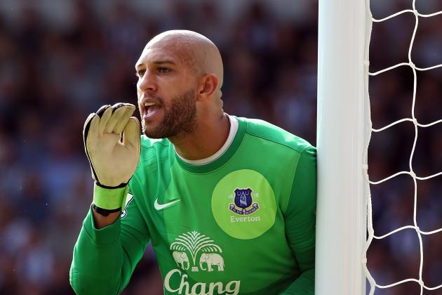 Everton: 5 Keeper Candidates to Succeed Tim Howard at Goodison Park