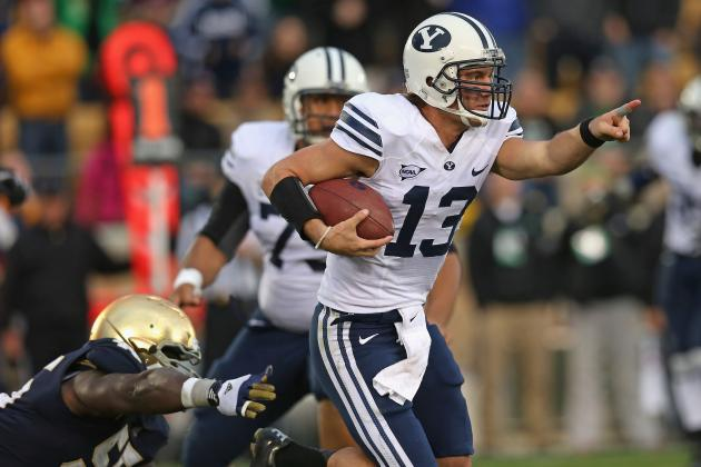 BYU Football: Winners & Losers from the Week 8 Game vs. Notre Dame