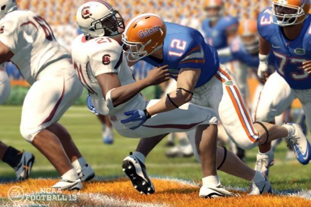 College Football Virtual Simulation: Week 9