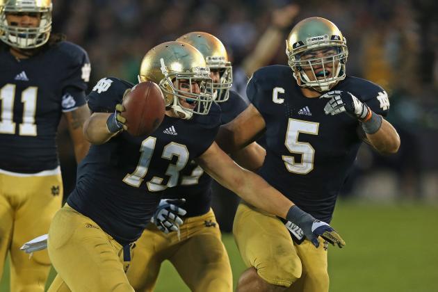 Notre Dame vs. Oklahoma: Complete Game Preview
