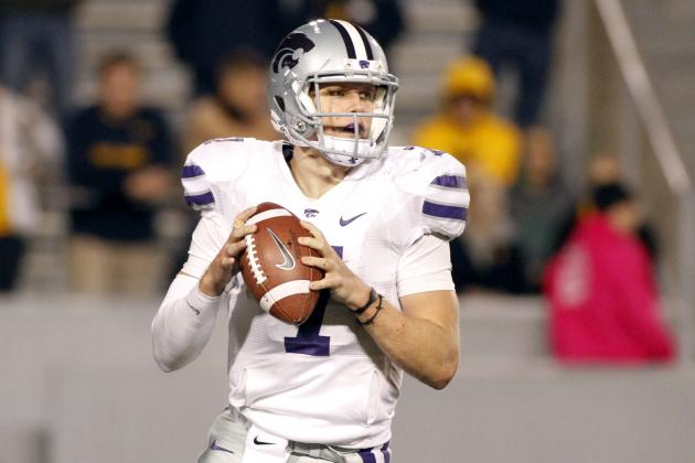 Heisman Trophy 2012: Week 8's Best and Worst Showings in Heisman Hunt