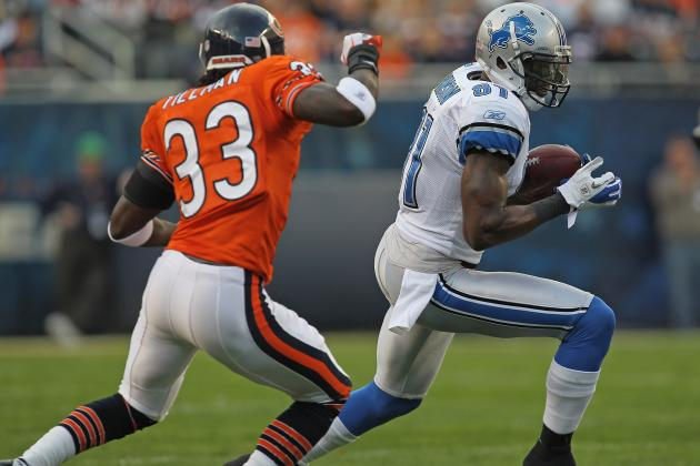 Lions vs. Bears: 5 Matchups That Will Decide MNF Clash