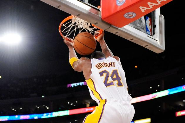 The 5 Most Amazing Dunkers in Los Angeles Lakers History