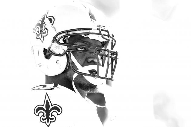 2012 New Orleans Saints Midseason Report Cards for Every Positional Unit