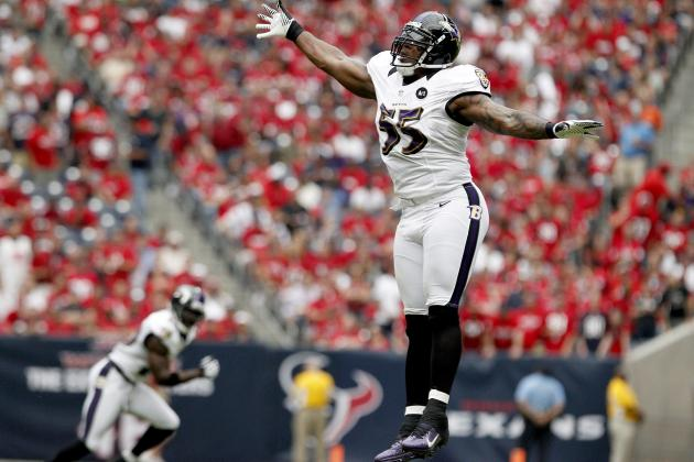 The Baltimore Ravens and 6 NFL Teams on the Brink of Disaster