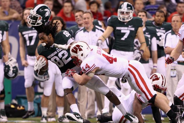 Michigan State vs. Wisconsin: Complete Game Preview