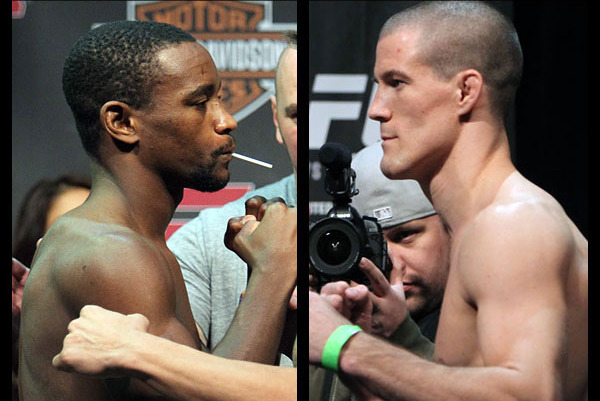 UFC on FOX 5: Yves Edwards vs. John Cholish Head-to-Toe Breakdown