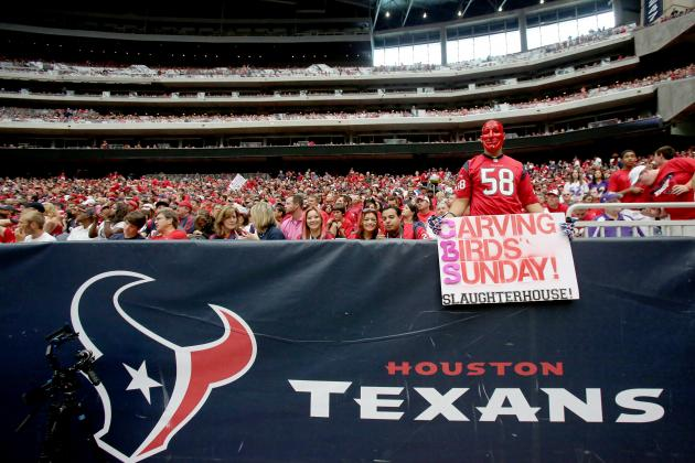 Building an NFL Trade Deadline Wish List for the Houston Texans