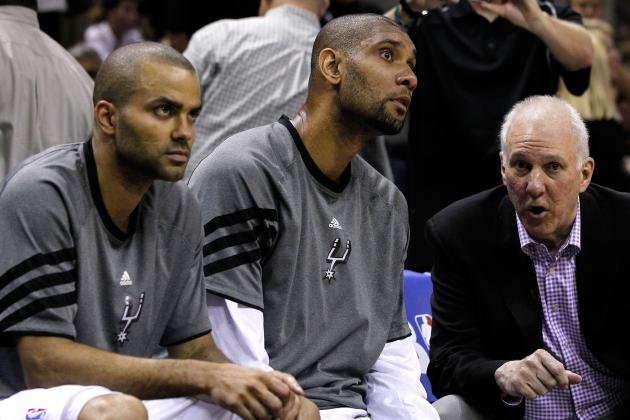 6 Key Games That Will Show What the San Antonio Spurs Are Made Of