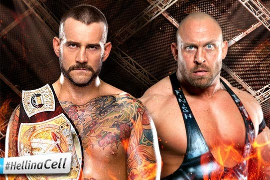 Hell in a Cell: Who Will Win the WWE Championship Match, Ryback or CM Punk?