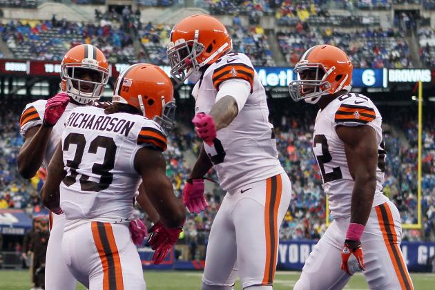 Cleveland Browns: Midseason Report Card for Every Positional Unit