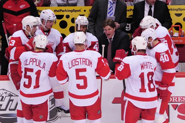 Detroit Red Wings: 4 Players Who Might Not Come Back After the Lockout